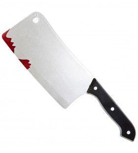 Bloederig Horror Hakmes 30cm