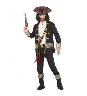 Piraat Pandora Man Kostuum