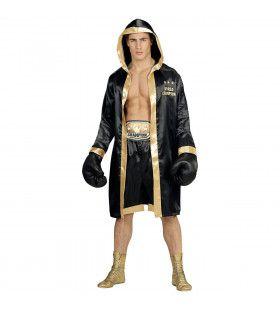 Bokser Wereldkampioen Mcgregor Man Kostuum