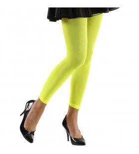 Basis Legging Groen