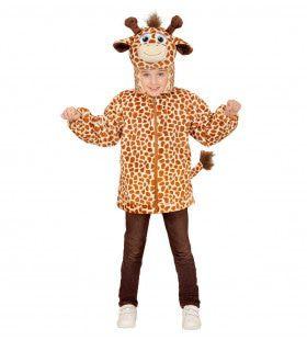 Hoodie, 98cm, Giraffe Langlel