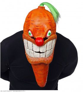 Onvriendelijke Wortel Masker Halloween