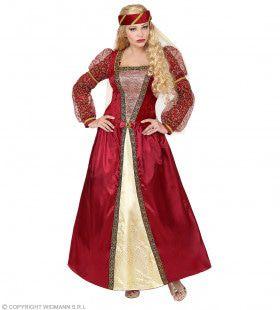 Betoverende Slotvrouwe Prinses Beatrice Kostuum