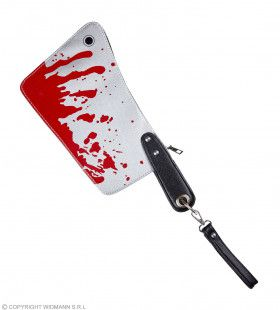 Bloederige Hakmes Tas Halloween