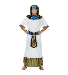 Heerser Van De Nijl Farao Thoetmoses Man Kostuum