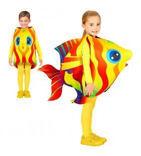 Tropische Aquarium Vis Kind Kostuum