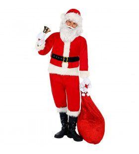O Denneboom Kerstman Kind Kostuum