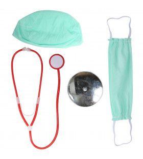 Vierdelige Set Ziekenhuis Chirurg