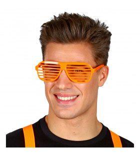 Tralie Bril Neon Oranje