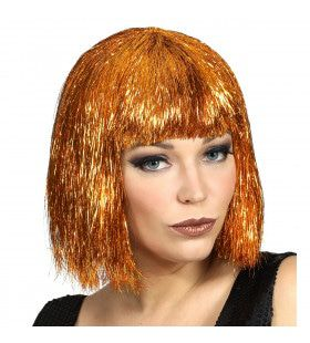 Bob Pruik Vegas Glitter Goud