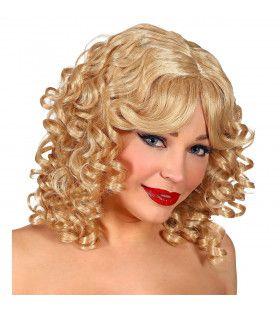 Pruik Secret Veronica Blond