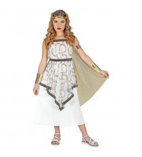Griekse Godin Artemis Meisje Kostuum