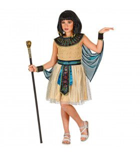 Egyptische Koningin Van De Nijl Farao Meisje Kostuum
