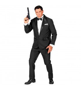 007 Bond Smoking Man Kostuum