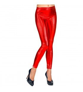 Metallic Rode Legging Mandy