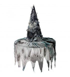 Spookachtige Spinrag Heksenhoed