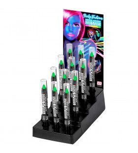 Make-Up Potlood Neon Groen