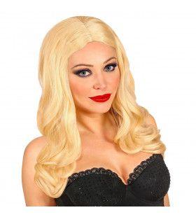 Pruik Roxy Blond