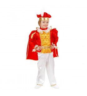 Prins Vorstendom Van Monaco Jongen Kostuum