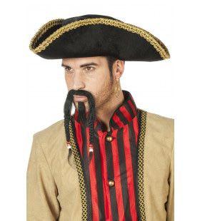 Hoed Woeste Piraat