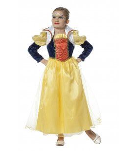 Sprookjesprinses Lang Mooiste Van Het Land Meisje Kostuum