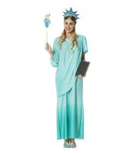 United Liberty Lady Vrouw Kostuum