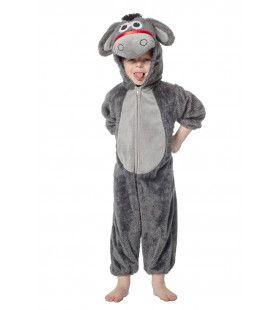 Ezel Donkey Donk Kind Kostuum