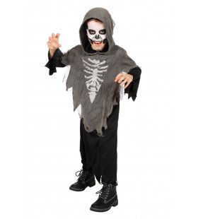 Hartverlammende Halloween Geest Kostuum