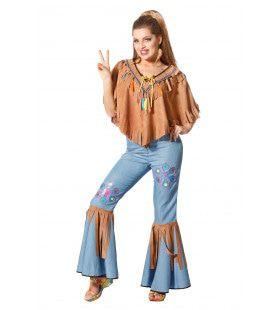 Woodstock Wiggle Wilma Vrouw Kostuum