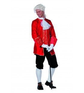 Markies Toulouse Taft Man Kostuum