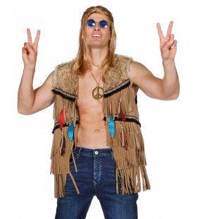 Vest Indiaan Hippie Joehoe Man