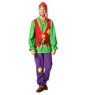 Kabouter In Je Tuin Man Kostuum