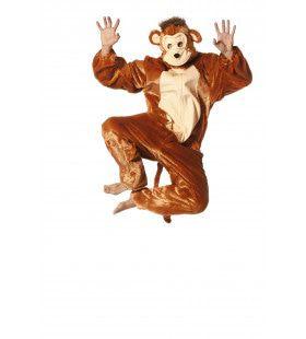 Slinger Aap Kongo Man Kostuum