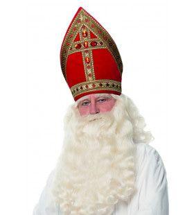 Luxe Vaticaanse Mijter Sinterklaas