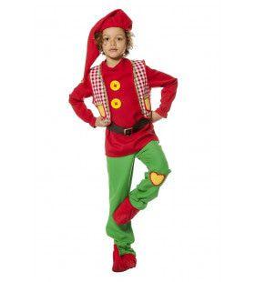 He Ho He Ho Kabouter Sprookjes Kostuum