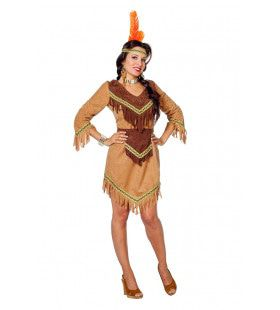 Carnavalskleding Dames Indiaan.Indianenkleding Altijd De Goedkoopste Feestwinkel Xl