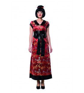 Wu Zetian Chinese Dame Vrouw Kostuum