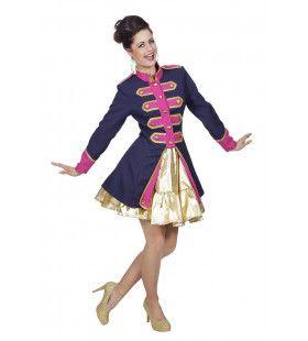 Koningin Van Het Theater Show Jas Vrouw