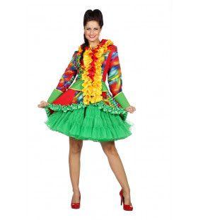 Samba Brasil Colorada Jas Vrouw