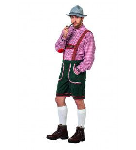 Nie Mehr Bier Tiroler Broek Man