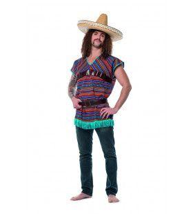 Mexicaans Shirt Gonzalo Gringo Man