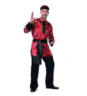 Stijlvol Chinees Kempo Man Kostuum
