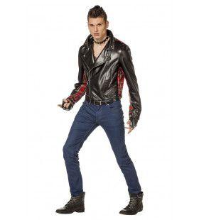 Billy Idol Punk Jas Man