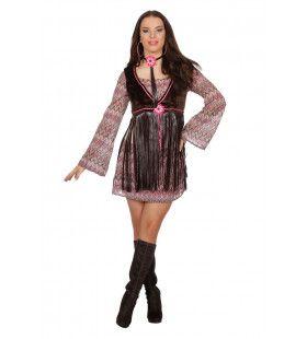 Hailey Hasj Hippie Vrouw Kostuum
