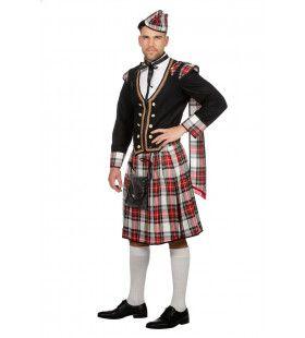 Schot Duncan Mctartan Man Kostuum