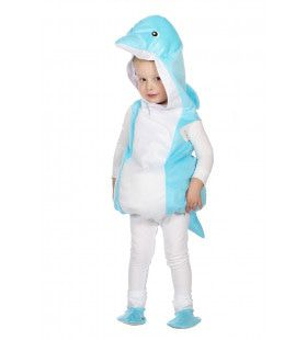 Dolly Flipper Dolfijn Kostuum