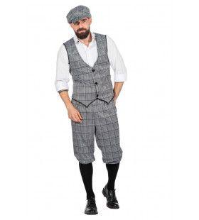 Set Roaring 20s Michael De Eastender Man Kostuum