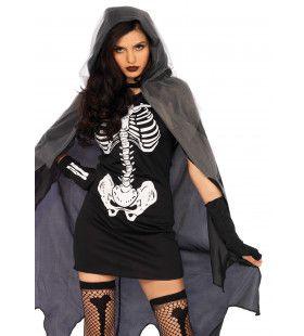 Aangename Dood Vrouw Kostuum
