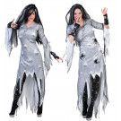 Zombie Bruid Vers Uit Het Graf Vrouw Kostuum