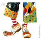 Clownsschoenen Kind Latex